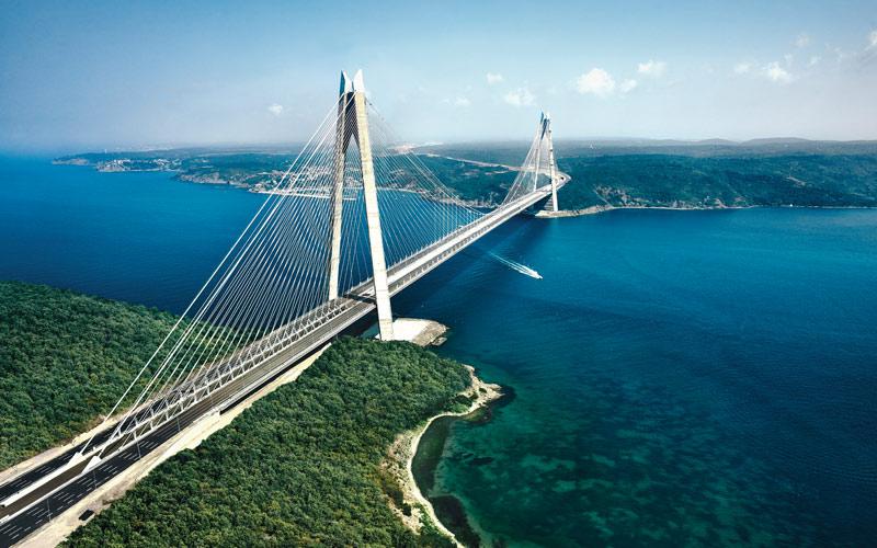 'Üçüncü köprü için 2026'da 10 milyar dolar ödenecek'