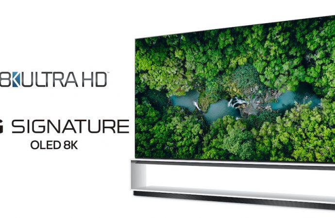 LG 8K Ultra HD TV gerçeğe en yakın izleme deneyimi sunuyor