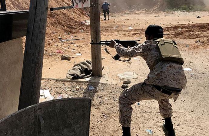 Libya'dan kritik açıklama! 'Savaş tırmanırsa, Türkiye'den askeri destek isteyeceğiz'