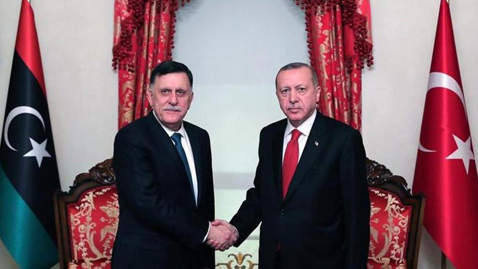 Libya, Türkiye ile yapılan askeri işbirliği mutabakatına onay verdi!