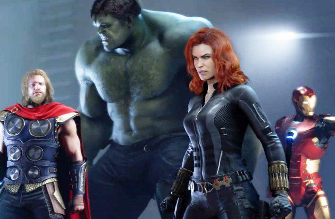 Marvel's Avengers oyunu için hikaye odaklı bir kitap yayınlanacak