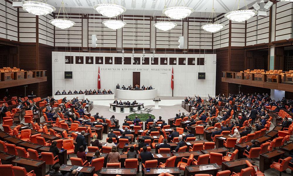 Doğu Akdeniz Mutabakatı Meclis'te kabul edildi