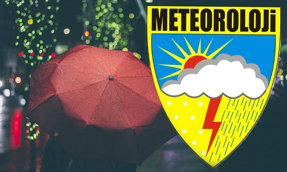 Meteoroloji uyardı! Yağmur geri dönüyor!
