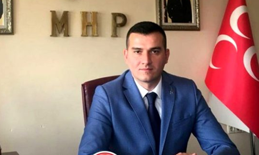 MHP'den 'asker karısı gibi ağlıyor' diyen başkan hakkında açıklama
