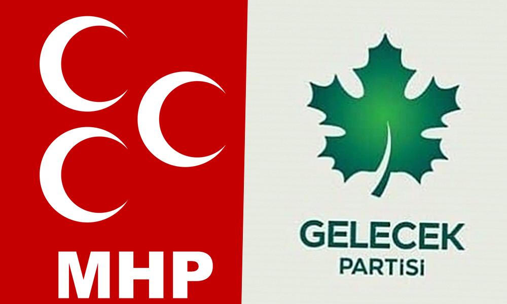 MHP'den Gelecek Partisi açıklaması: Cumhur İttifakı fırtınasının önünde…