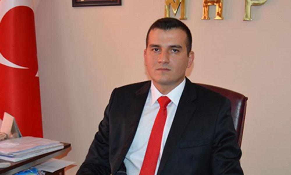 MHP'li başkandan asker eşleri için tepki çeken sözler!