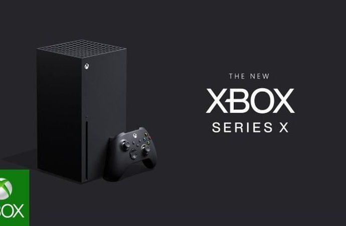 Microsoft yeni nesil oyun konsolu Xbox Series X göründü