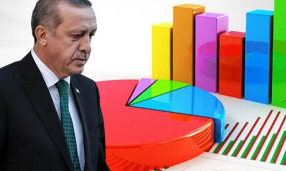 AKP'ye yakın şirketten yılın son seçim anketi! AKP-MHP yüzde 50'yi bile bulamıyor