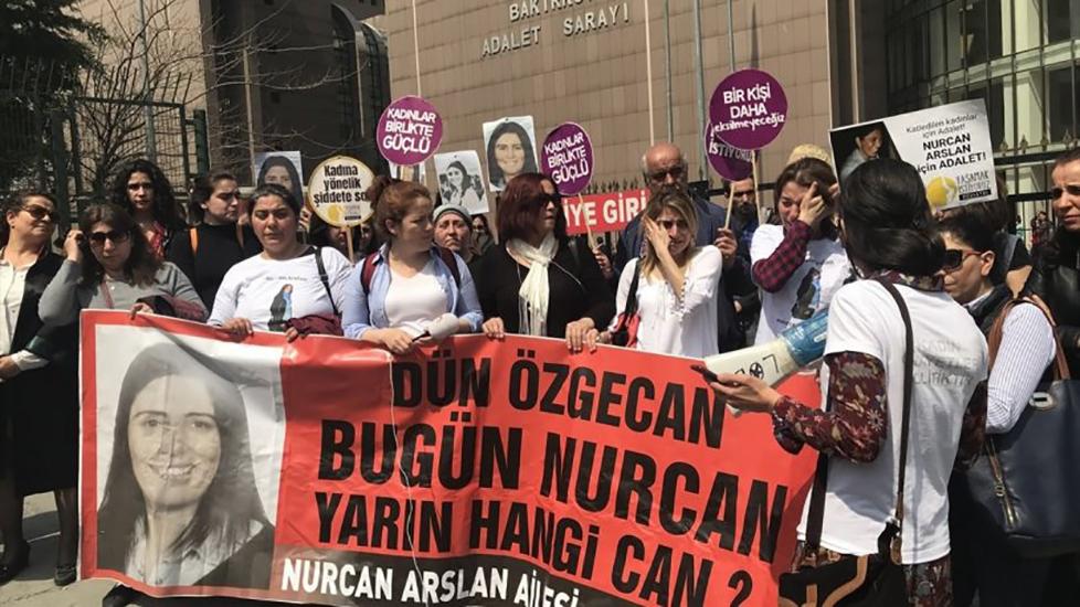 Nurcan Arslan'a sıkılan 11 kurşunu yok sayan Yargıtay, müebbet hapis cezasını bozdu