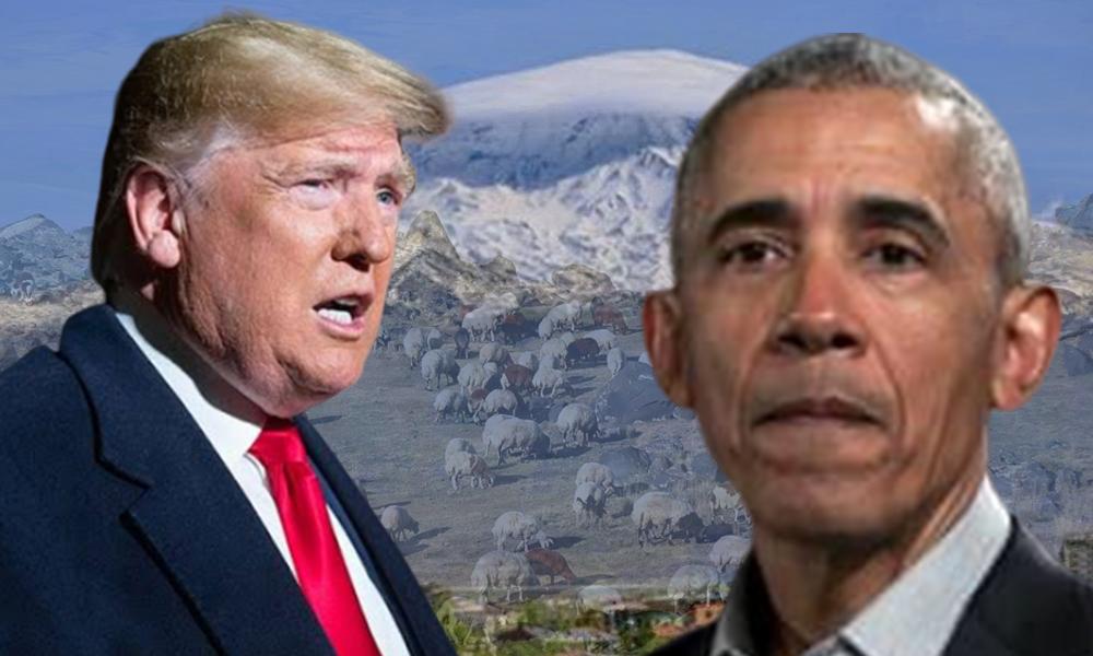 Ağrı Belediye Başkanı Savcı Sayan: Trump da, Obama da Ağrılı