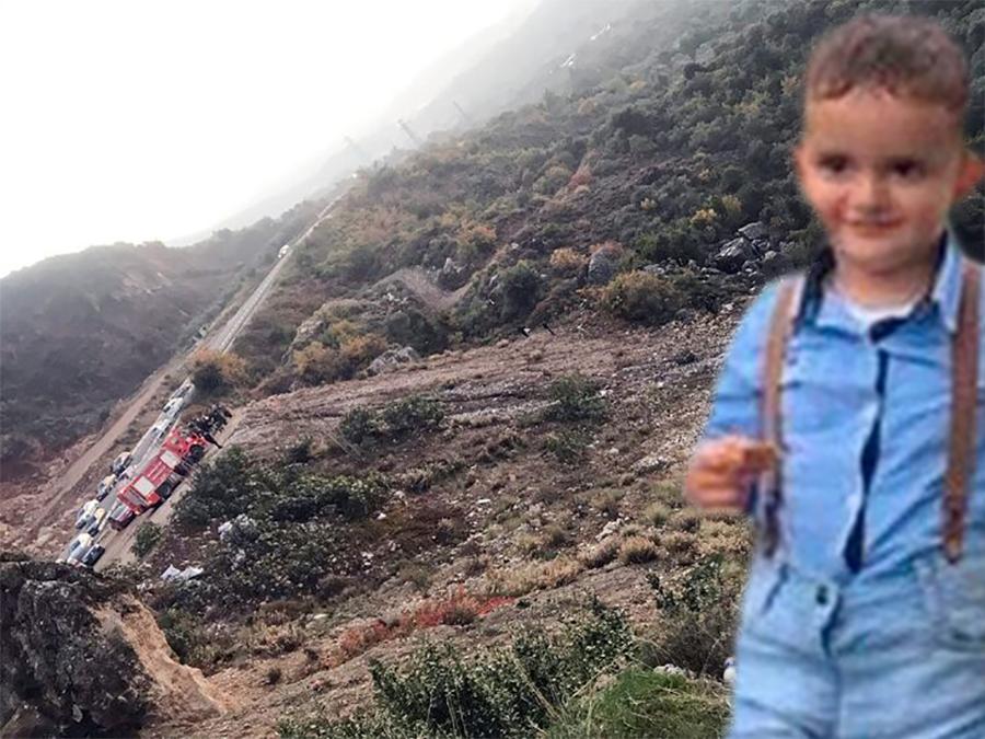 Sır olay! Anne uçuruma yuvarlandı, bebeği evde ölü bulundu