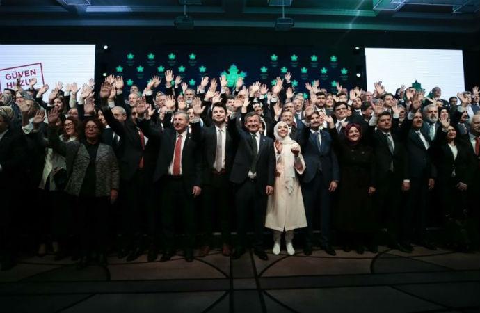 ÖSO'nun eski lideri Davutoğlu'nun partisinde kurucu üye