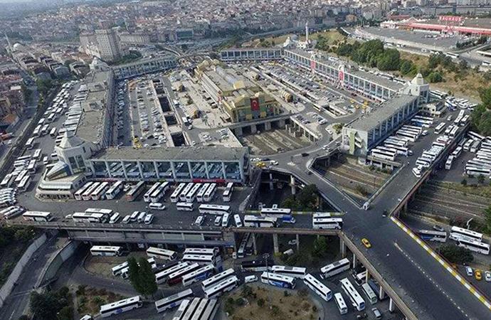 İstanbul Otogarı'nda İSPARK davası reddedildi!