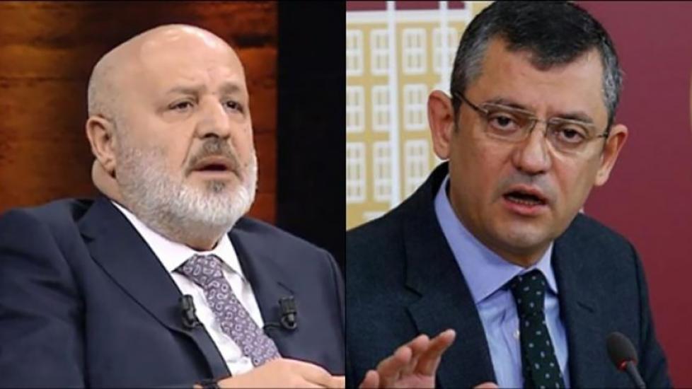 CHP'li Özel'den Ethem Sancak'a yanıt! 'Para için her erdemsizliği yapacak bir zavallı'