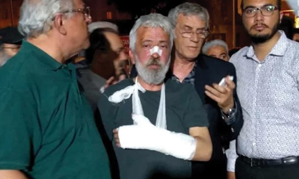 Daha önce saldırıya uğrayan gazeteci İdris Özyol, yoğun bakımda!