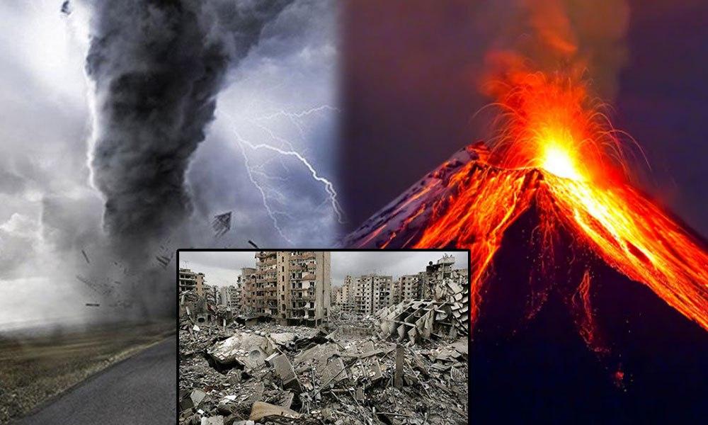 Yangından sele, yanardağdan depremlere…. 2019 doğal afetler yılı oldu