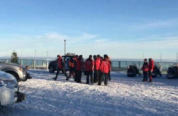Uludağ'da zirveye çıkmak isteyen dağcılar iki gündür kayıp