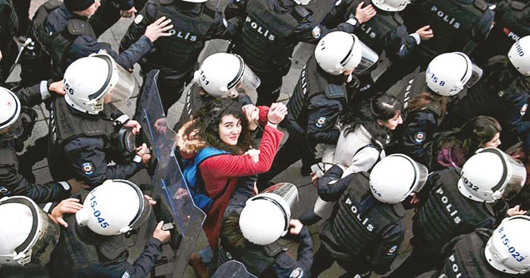 Türkiye polis devleti olma yolunda: İşte kişi başına düşen polis sayısı