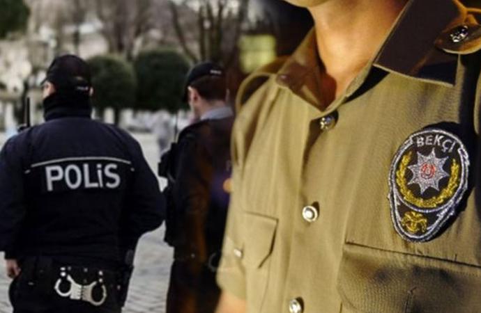 20 polis ile iki bekçi hakkında rüşvet iddiası: İfadeleri alındı