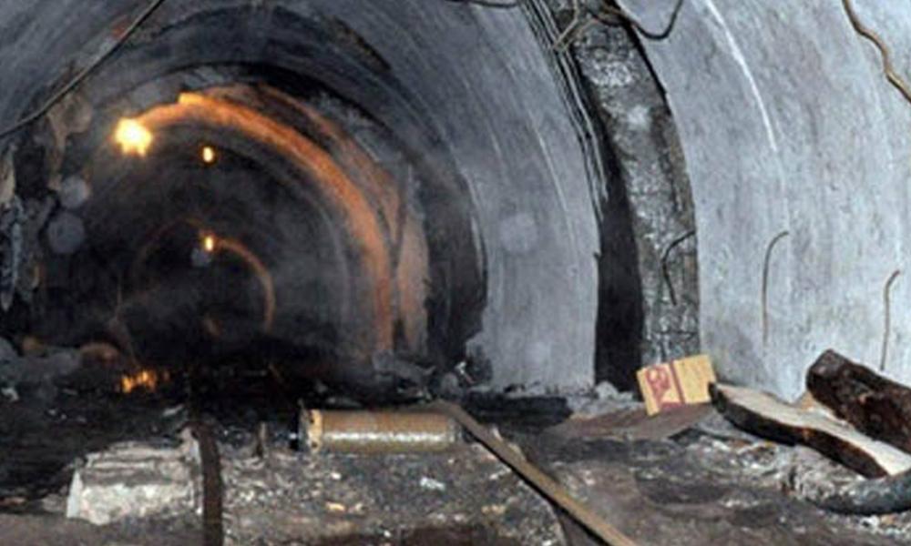 Kömür ocağında göçük: 1 işçi mahsur