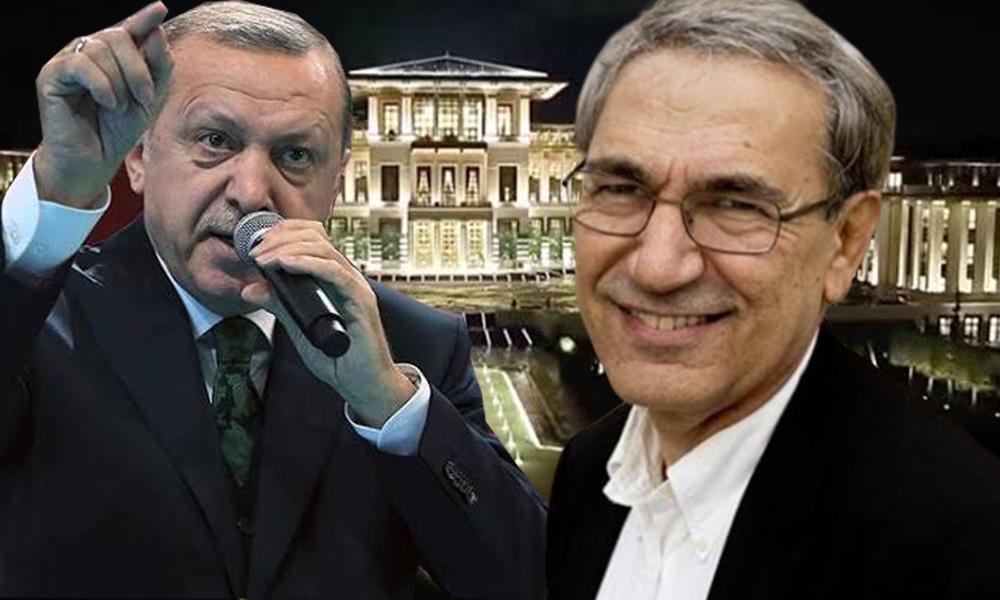 Erdoğan 'Teröriste ödül vermişlerdir' dedi kimi hedef aldı? Saray'dan 'Orhan Pamuk' açıklaması