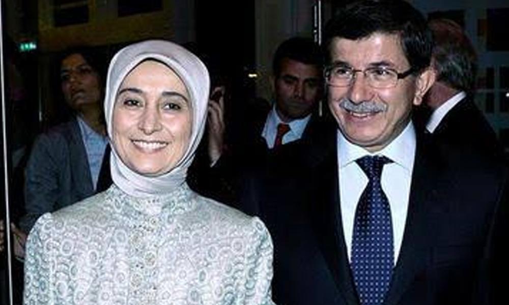 Sare Davutoğlu, Gelecek Partisi ile ilgili konuştu