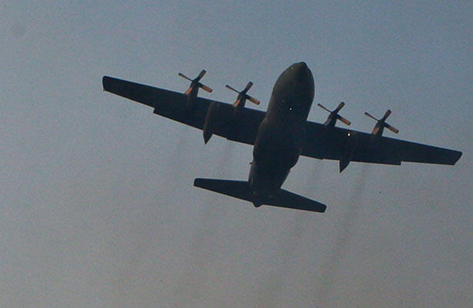 Şili'ye ait askeri uçak Antarktika'daki üsse giderken kayboldu