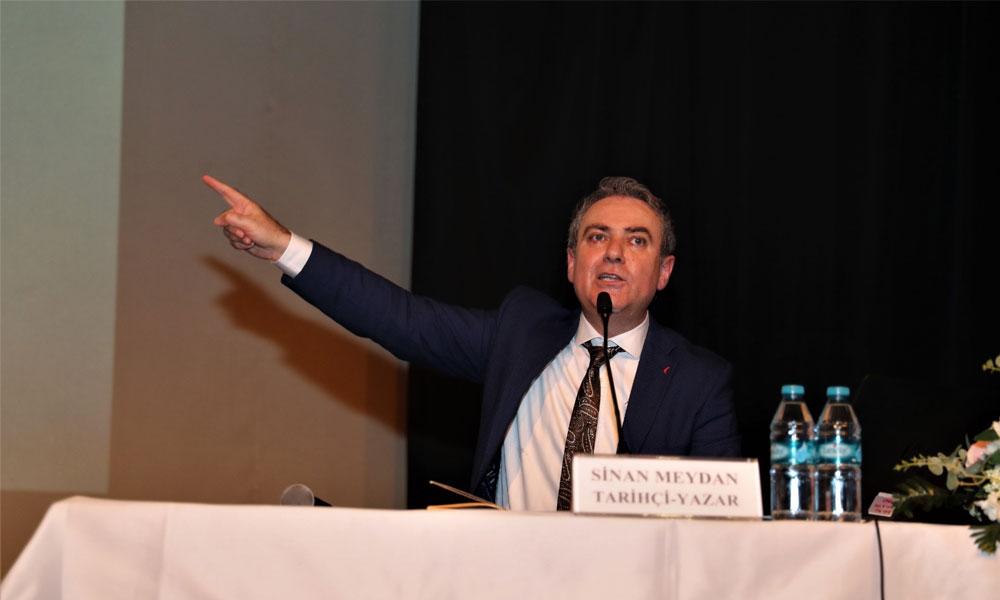 Ünlü tarihçi Sinan Meydan, Mehmet Akif Ersoy'u anlattı