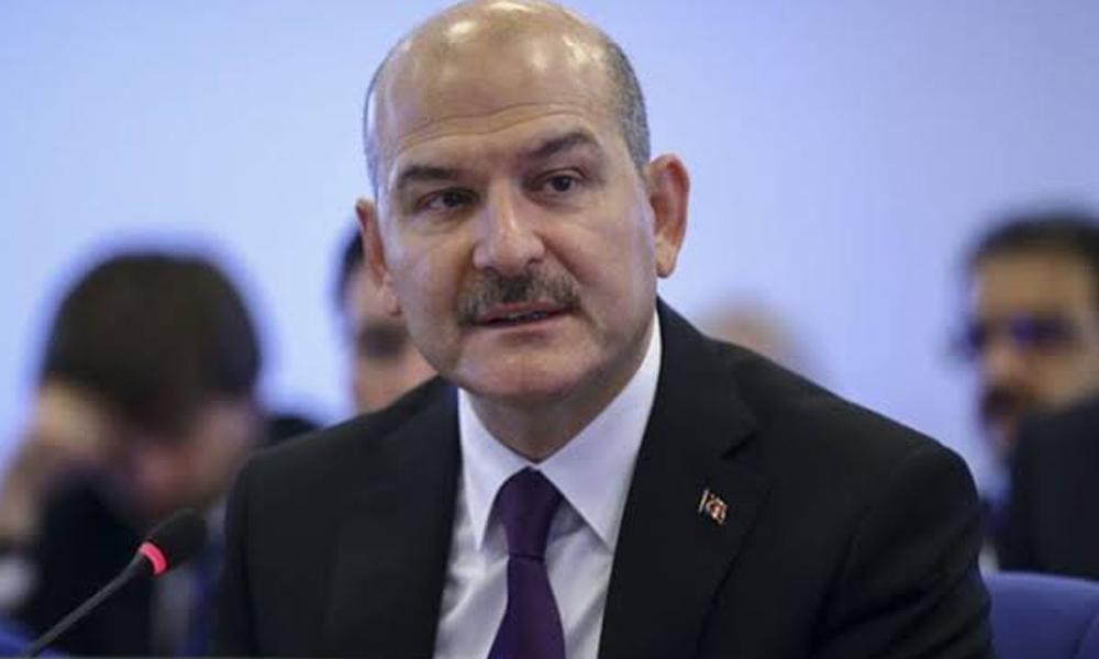 Süleyman Soylu'ya 'kapı gibi kararla' istifa çağrısı: Soylu'dan ilk açıklama!
