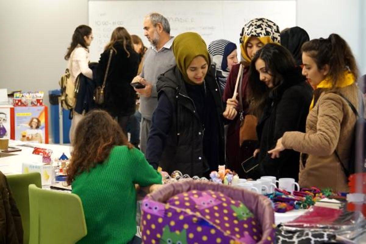 Sivil Toplum Fuarı STK'larla üniversite öğrencilerini buluşturdu