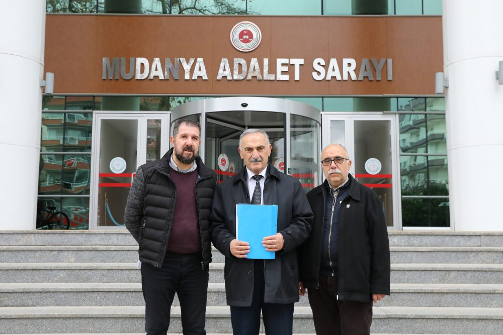 Bursa'da Büyükşehir'in 'adrese teslim' ihalesine Mudanya'dan suç duyurusu