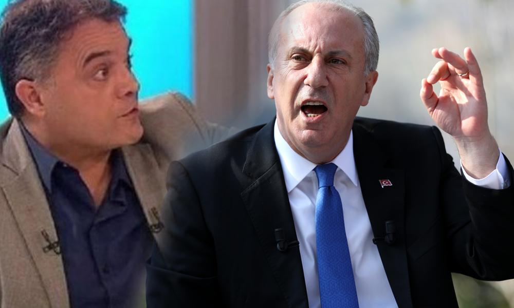 Talat Atilla: Her şey Muharrem İnce'nin Twitter mesajıyla başladı