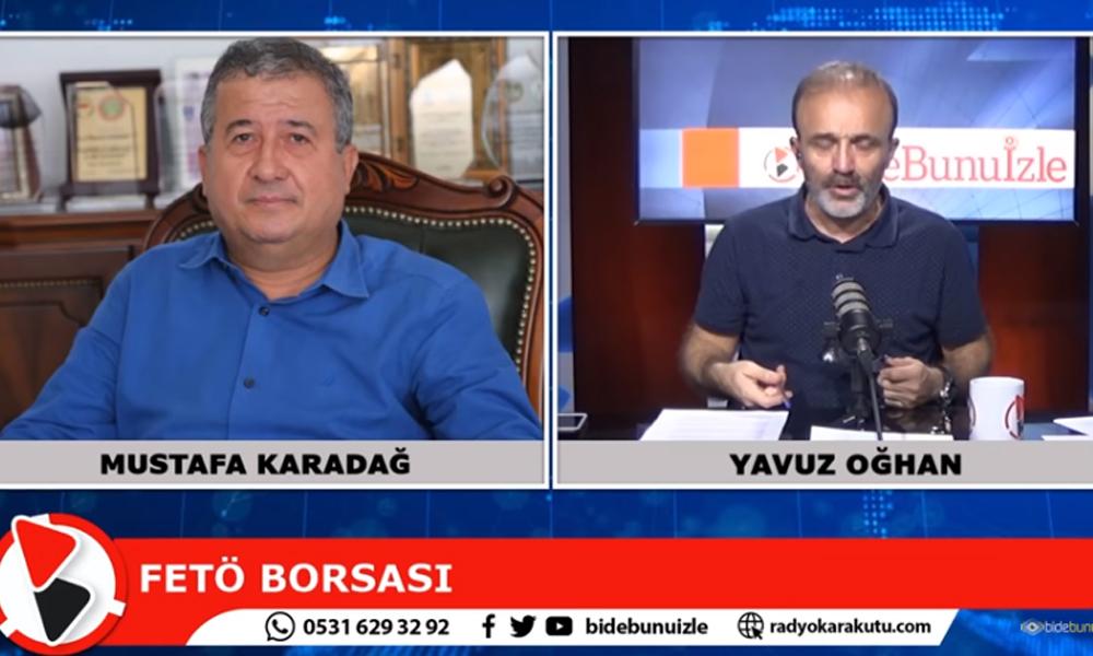 Mustafa Karadağ: Başsavcının yan odasındaki pelikancı avukat, gölge başsavcı gibi çalışıyor