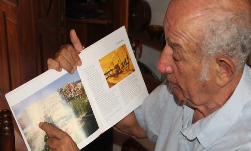 Oğuz Alpözen'in kurucusu olduğu Bodrum Sualtı Arkeoloji Müzesi'ne öfkesi dinmiyor