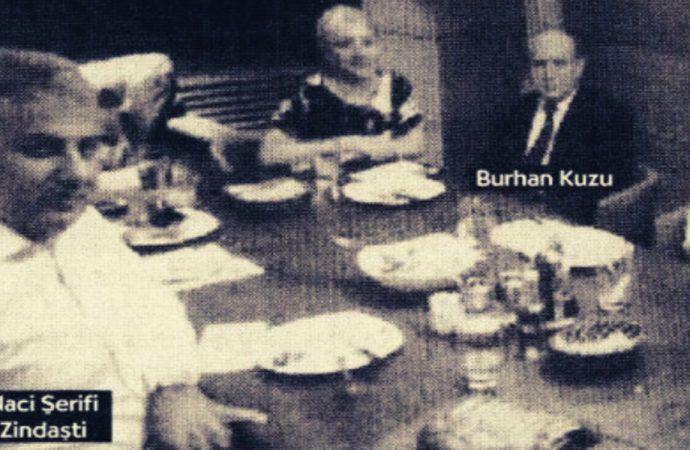 Burhan Kuzu'yla yemekte görüntülenmişti: Ajan cinayetinde yine aynı isim iddiası