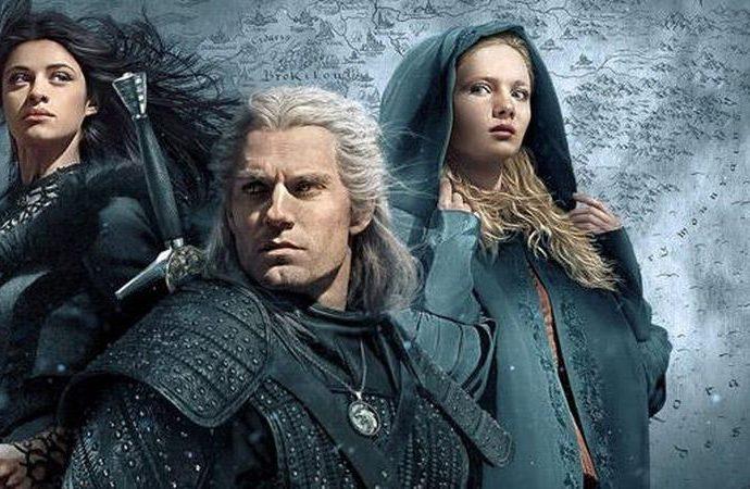 The Witcher dizisi nasıl izlenir