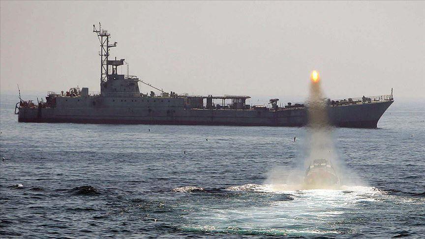 İran, Rusya ve Çin donanmalarından ABD'ye gözdağı!