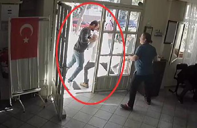 Rapor vermeyen doktoru darp eden saldırgan yakalandı