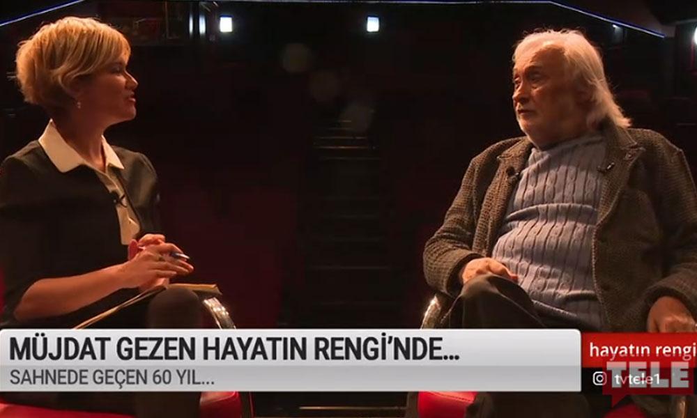 Müjdat Gezen Türkiye'ye vasiyetini açıkladı