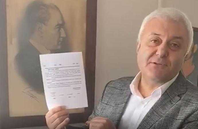 Tuncay Özkan 'Belgeleriyle açıklıyorum' dedi… 'Marmaray'ı Bülent Ecevit yaptı'