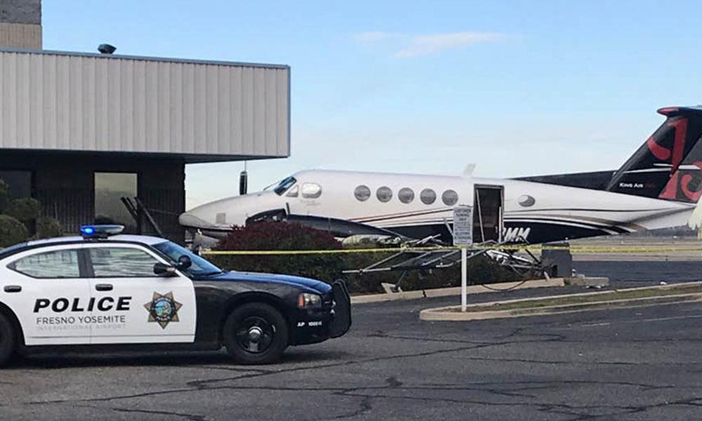 17 yaşındaki genç kadın piste girip uçak çaldı, ardından kaza yaptı