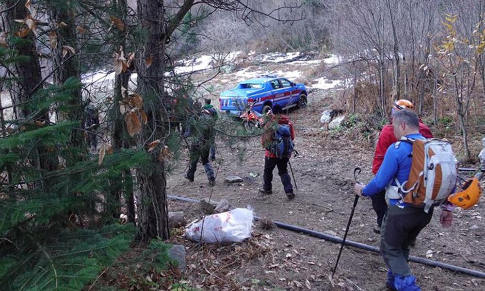 Uludağ'da kaybolan iki dağcının cansız bedeni bulundu