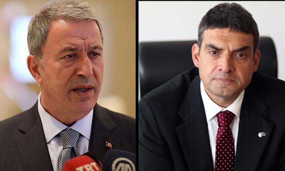 Umut Oran'dan Hulusi Akar'a 'Kanal İstanbul' sorusu: Çatışma riski artmayacak mı?