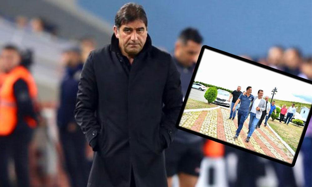 Ünal Karaman'ın istifasında siyaset eli! Bu fotoğraf nedeniyle mi gönderildi?