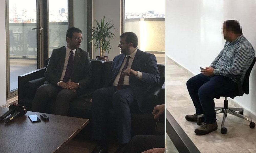 Ekrem İmamoğlu'na 'utanç fotoğrafı' ilk defa soruldu…
