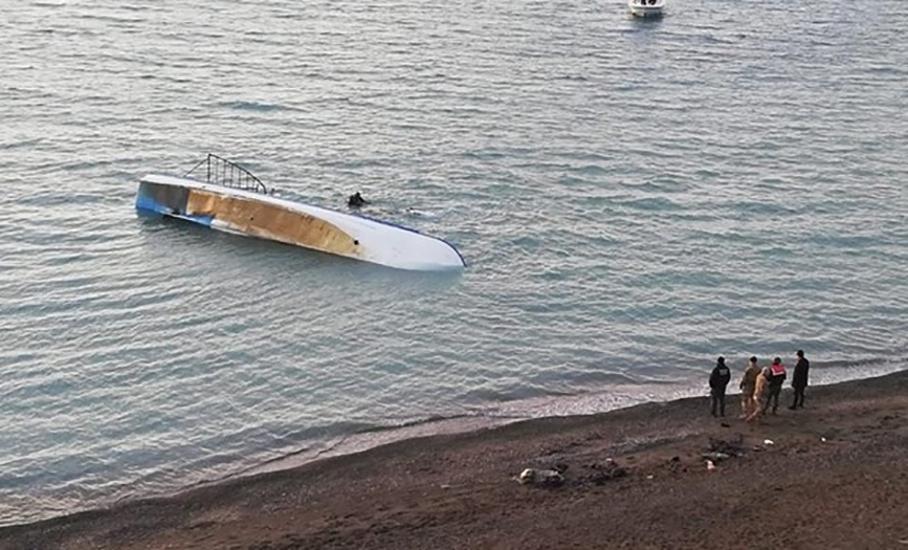 Van Gölü'nde facia! 7 ölü