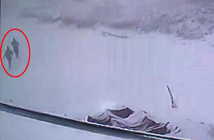 Uludağ'da kaybolan dağcıların görüntüleri ortaya çıktı
