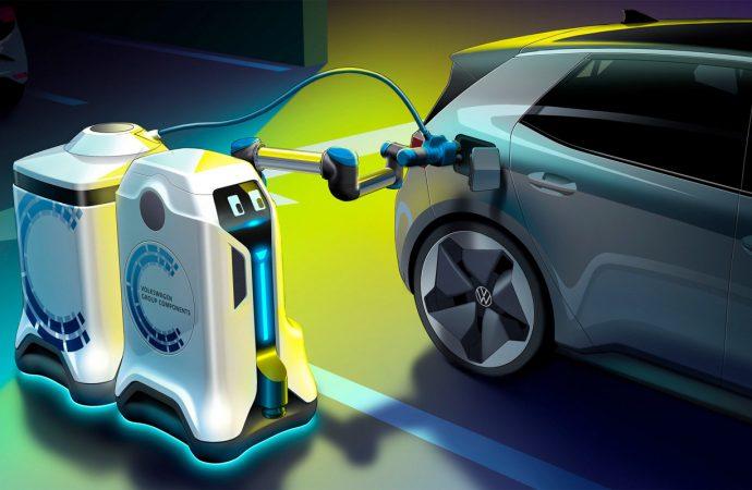 VW otonom şarj robotu sadece VW'i mi şarj edecek?