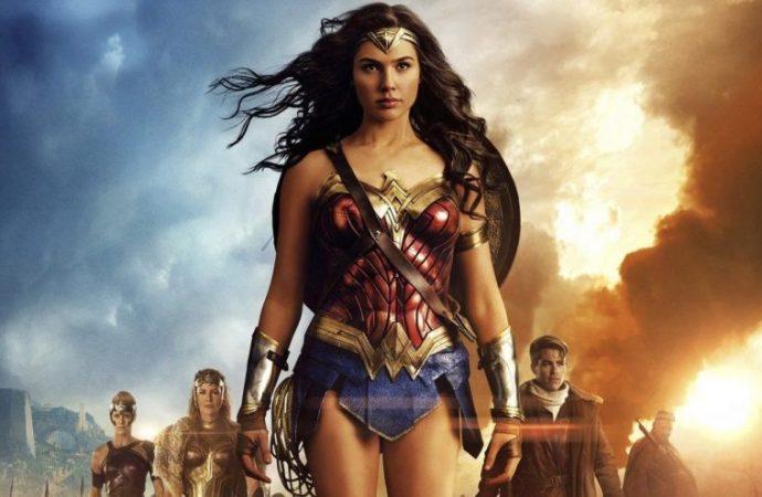Wonder Woman 1984 için yayınlanan ilk tanıtım videosu