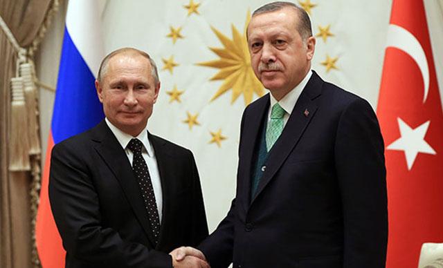 Times: Erdoğan 'müttefiki' Putin tarafından küçük düşürüldü